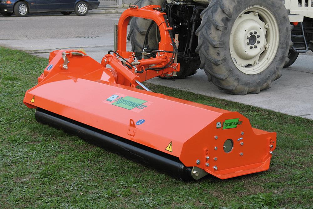 Agrimaster Seitenmulcher FZP