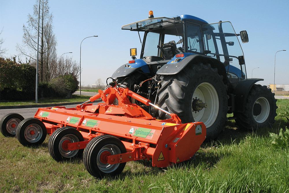 Agrimaster Schlegelmulcher Ready