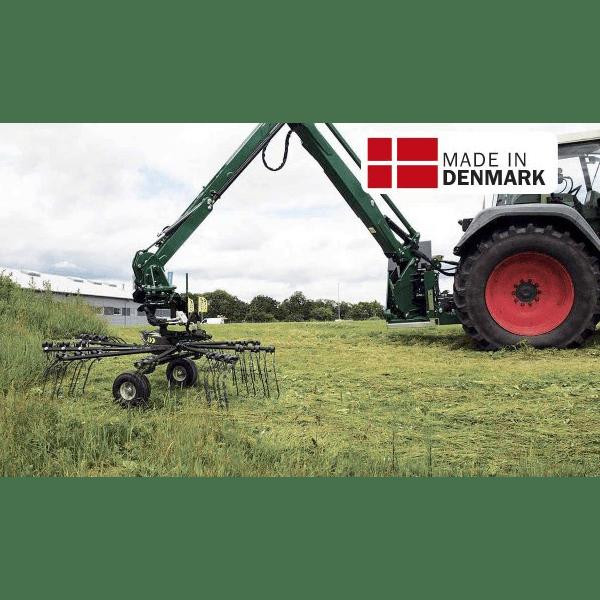 Greentec Kreiselharke