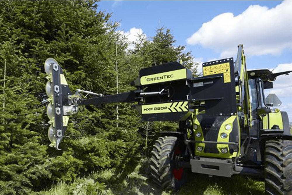 Greentec Multiträger HXF