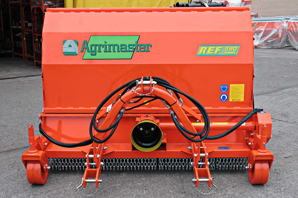 Agrimaster Mulchgerät REF