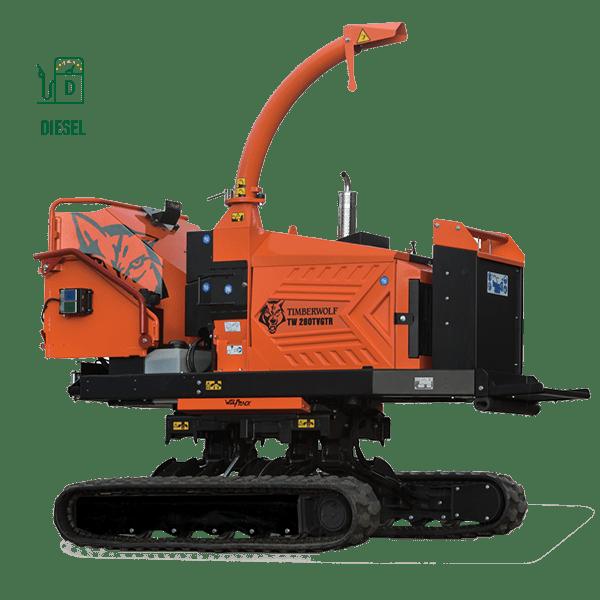 Timberwolf Holzhäcksler TW280