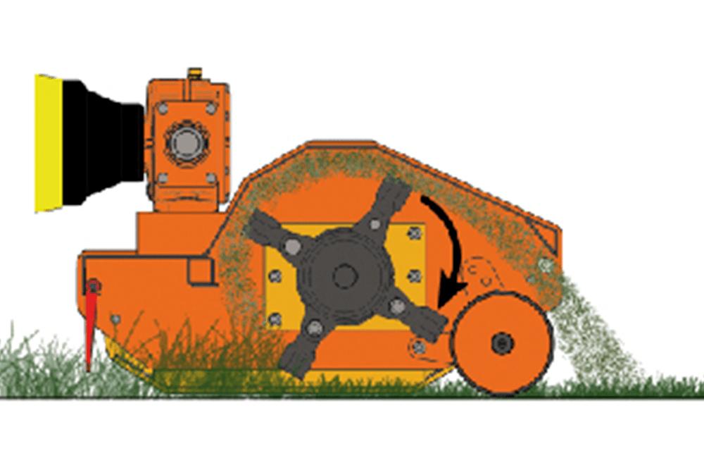 Agrimaster Mulcher FZP
