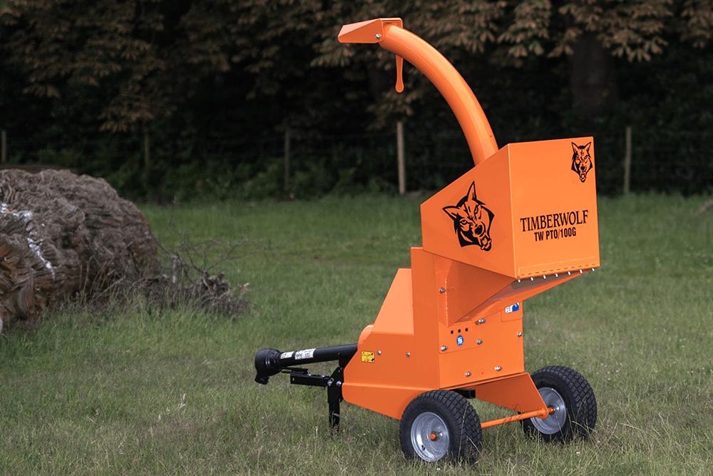 Timberwolf Holzhäcksler PTO