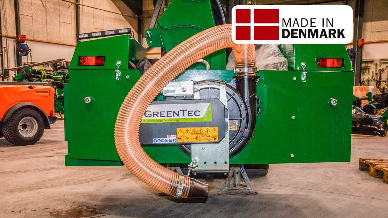 Greentec Laubbläser