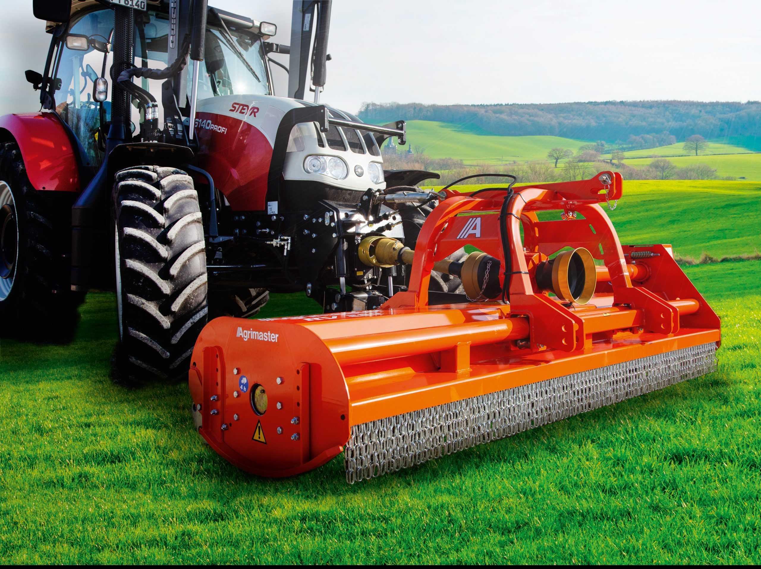 Agrimaster Mulcher RV