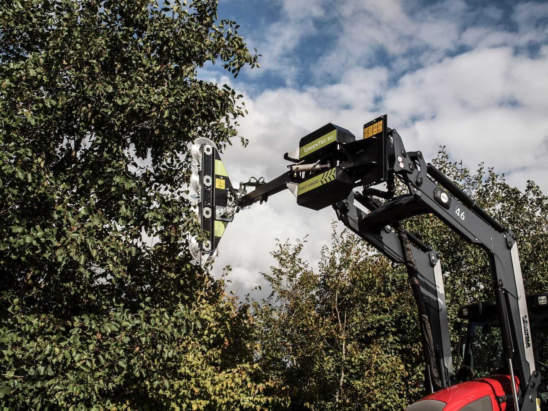 Greentec Baumsäge LRS1602