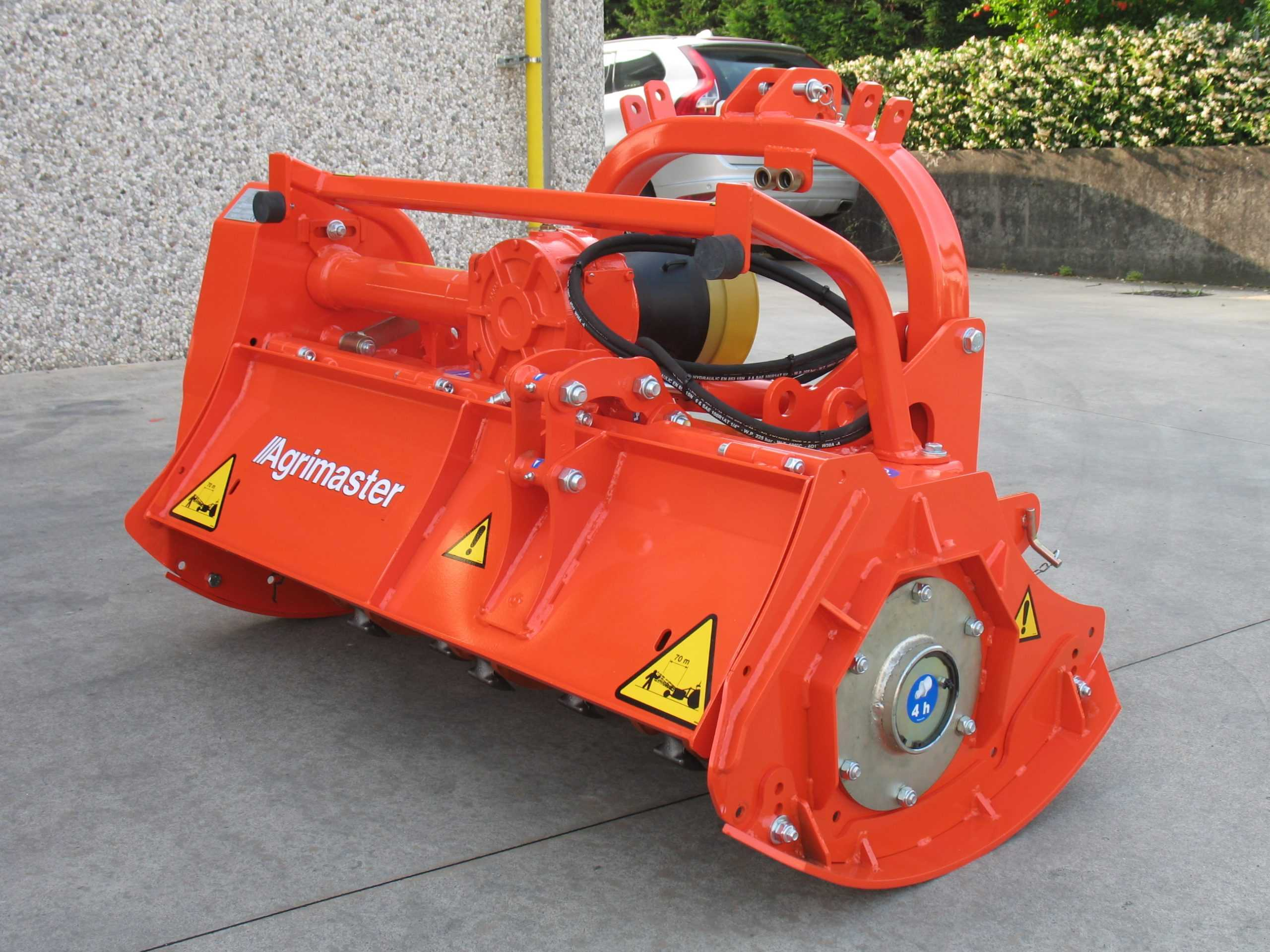 Agrimaster Forstmulcher WL
