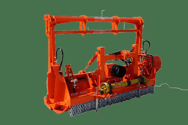 Agrimaster DF 230 Rotormulcher
