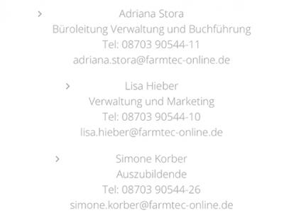 Marketing und Verwaltung